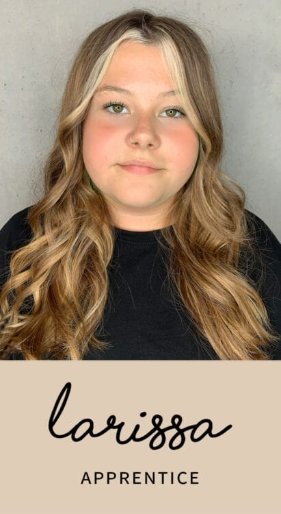 Larissa, Apprentice